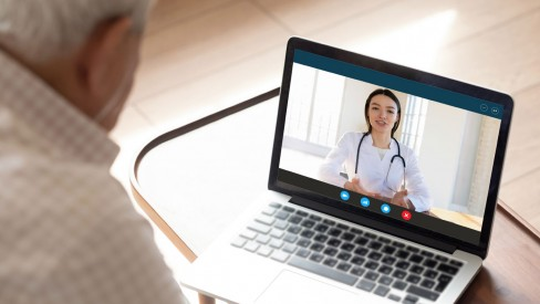 Telehealth hero image